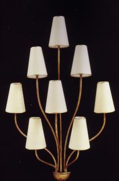 Pair of Persane Sconces by Jean Royère