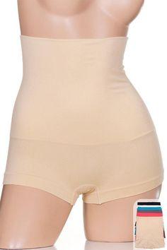4 Pair Dixie Belle White Nylon Size 6 Scalloped Leg Panty Style 719 USA Made