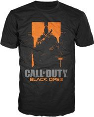 Call of Duty Black Ops 2 Shirt - Large for Collectibles | GameStop