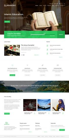 1 homepage 2 Clean Design, Ux Design, Layout Design, Branding Design, All Website, Website Layout, Ramadan Background, Web Company, Web Design Inspiration