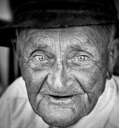 Elderly people can be great storytellers.