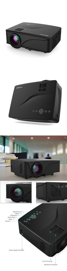 Home Audio: Projector Mini Compact Home Tv Video Games Pictures Outdoor Parties Traveling -> BUY IT NOW ONLY: $99.1 on eBay!