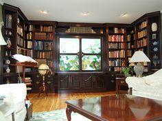 Check out my house's library.