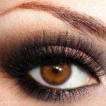 Brown eyed girl!  #makeup for those brown eyed girls