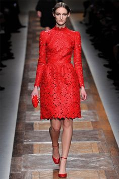 Valentino Ready-To-Wear Fall 2012