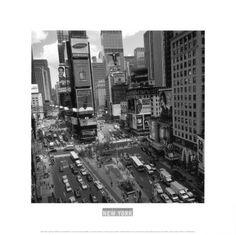 Times Square Art Print at AllPosters.com