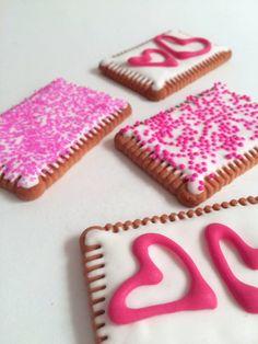 Galleticas Decoradas Sugar, Cookies, Desserts, Food, The Creation, Crack Crackers, Tailgate Desserts, Deserts, Biscuits