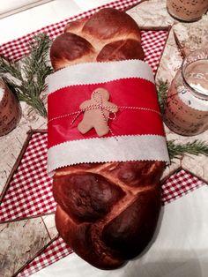 Hefezopf homemade Weihnachten