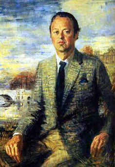 His Grace John Spencer-Churchill, 11th Duke of Marlborough; the great grandson of Consuelo Vanderbilt.