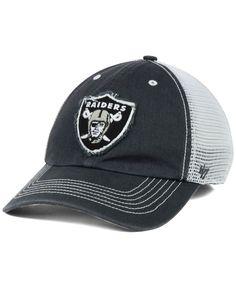 Oakland Raiders '47 Brand Black Crosstown Pirate Tee - Click to ...