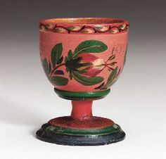 lehnware | LEHNWARE PAINT DECORATED CUP