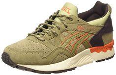 ASICS Gel-lyte V, Unisex-Erwachsene Sneakers, Grün (light Olive/light Olive 8585), 37 EU - http://on-line-kaufen.de/asics/37-eu-asics-gel-lyte-v-unisex-erwachsene-sneaker
