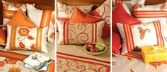 The rich & vibrant colours!