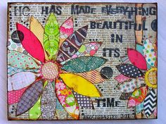 everything is beautiful by pitterpatterart, via flickr