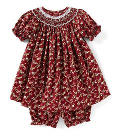 67097b9248d Petit Ami Baby Girls 3-24 Months Floral-Printed A-Line Dress