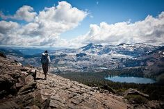 For some, it's hard to imagine an easy intro to backpacking. The thought of hiking for days at a time with all of your gear on your back through remote wilderness can seem intimidating to those who haven't tried it, and understandably so. Hiking Usa, Thru Hiking, Backpacking Trails, Hiking Trails, Pacific Crest Trail, Day Hike, Adventure Is Out There, Wilderness, Adventure Travel