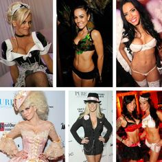 PURE Nightclub in #Vegas  sc 1 st  Pinterest & 7 best Sexiest Halloween Costumes in Vegas images on Pinterest ...