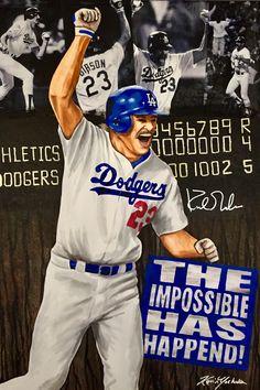 Kirk Gibson, Star Wars 7, Detroit Tigers Baseball, Los Angeles Kings, Los Angeles Dodgers, User Profile, Deviantart, Baseball Cards, Sports