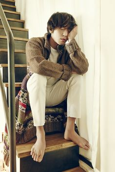 Jung Yong Hwa – Concept Photo For 'One Fine Day'