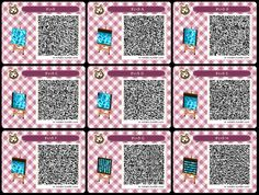920 Best Animal Crossing New Leaf Qr Codes Images In 2019 Acnl