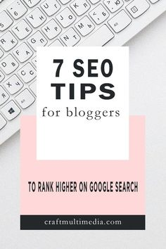 check out 7 seo tips for bloggers who want to rank higher on google search and other search engine. One of the most important factor in blogging is Search engine optimisation. and if you follow this seo tips for bloggers you find it easier to rank on Google and other social media that use seo like pinterest Seo Digital Marketing, Seo Marketing, Media Marketing, Seo Optimization, Search Engine Optimization, What Is Seo, Vídeos Youtube, Seo For Beginners, Search Engine Marketing