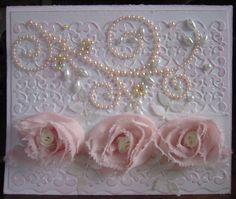 Roses & Pearls - Scrapbook.com