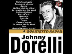 Tipi da spiaggia - Johnny Dorelli - Quartetto Radar (Alta Qualità - Musi...