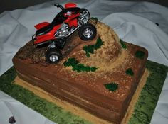 atv cake - Google Search