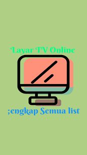 Layar TV Online- gambar mini tangkapan layar