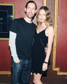Michael Polish, Kate Bosworth - Proenza Schouler Spring 2013 After Party