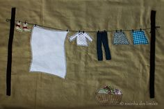 Roupa lavada, via Flickr.