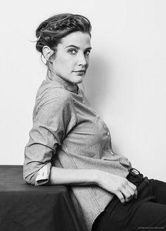 Cobie Smulders by Justin Bishop