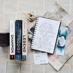 "Goodreads | Marie Lu's Blog - fallenalvarez: Legend trilogy by Marie Lu ""Each day means a... - September 26, 2016 12:15"