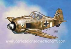 Focke Wulf Fw 190F-8 Alfred Druschel, I./SG 4, Italy, summer 1944