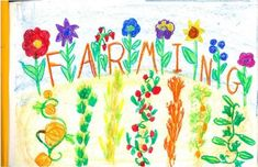 Farming Title Page