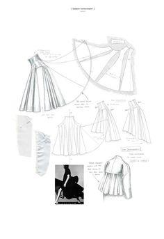 Fashion Sketchbook - fashion design development; fashion portfolio // Randolph Turpin