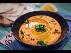 Humus reţetă. Reteta Humus reţetă cu ardei copti din Carte de bucate, Retete culinare. Specific Romania. Cum sa faci Humus reţetă cu ardei copti
