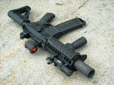 SBRLoading that magazine is a pain! Get your Magazine speedloader today! http://www.amazon.com/shops/raeind