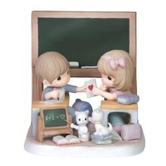 Precious Moments Love Is The Most Important Lesson Limited Edition Figurine