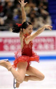 Akiko Suzuki(JAPAN) 2010 Medalist on Ice