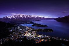 Queenstown, New Zealand    take me back.