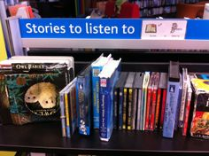 Gloucestershire Libraries loves this shelfie in Longlevens Library