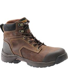 LT652 Carolina Men's ESD Safety Boots - Brown