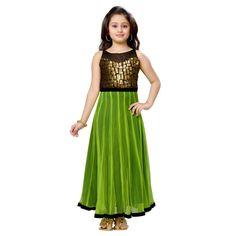 Ravishing Modern Dress!  A K&U Style..