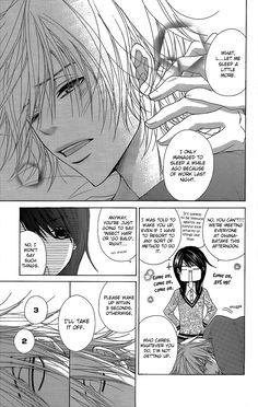Read manga Dengeki Daisy 052 Testament, And Answer, And Friendship online in high quality