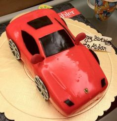 8 Best Luxury Car Birthday Party Images Cars Birthday Parties