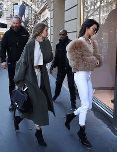 Kendall Jenner 11/28/16