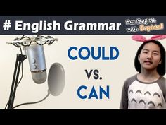 Difference Between Can and Could in English Grammar   영어문법 영어꿀팁