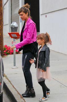 Jessica Alba - Jessica Alba Picks Up Honor From School