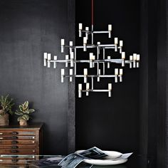 Crown Light by Jehs+Laub for Nemo
